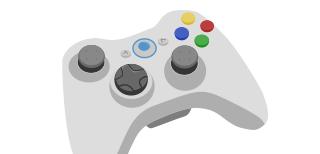 FRBKC Game Controller Illustration