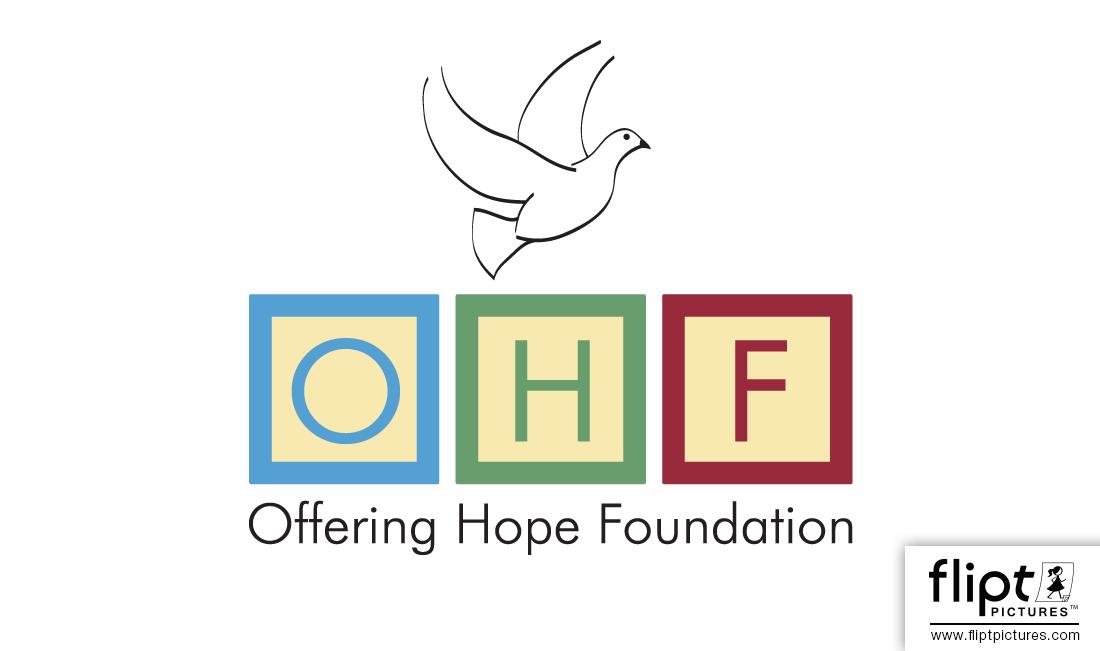 Offering Hope Foundation Logo Design - Flipt Pictures